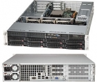 Supermicro E5-2600 / E5-1600 based SuperServer / Socket R - LGA 2011 / UP Xeon 2U Xeon E5-2600 / E5-1600 Series
