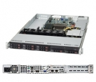 Supermicro 3420/3400 (Ibex Peak) SuperServer / Socket 1156 / UP Xeon 1U Xeon® X3400/L3400 Series