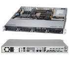 Supermicro E5-2400 and C600 based SuperServer / Socket B2 - LGA 1356 / DP Xeon 1U Xeon® E5-2400 Series