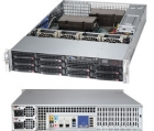 Supermicro E5-2600 / C600 Series based SuperServer / Socket R - LGA 2011 / DP Xeon 2U Xeon® E5-2600 Series