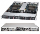 Supermicro E5-2600 based SuperServer / Socket R - LGA 2011 / DP Xeon 1U Xeon® E5-2600 Series
