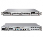 Supermicro 3000/3010 (Mukilteo-2/P) SuperServer / Socket 775 / UP Xeon 1U Dual-Core Xeon® 3200/3000 Series