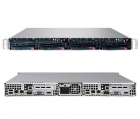 Supermicro DP Xeon 1U Quad-Core, Dual-Core Xeon 5400 / 5300 / 5200 / 5100 Series SuperServer