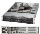 Supermicro E5-2400 / C600 based SuperServer / Socket B2 - LGA 1356 / DP Xeon 2U Xeon® E5-2400 Series
