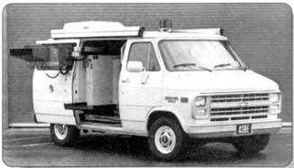 """Рис. 2. Внешний вид системы """"101 Van""""."""